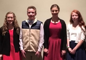 2016 Youth Officers