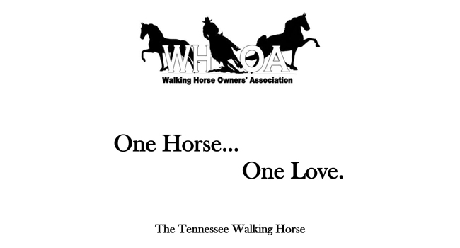 WHOA Admin – Page 5 – Walking Horse Owners Association